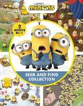 Minions: Seek and Find Collection