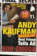 Andy Kaufman Revealed Best Friend Tells All