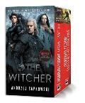 Witcher Stories Boxed Set The Last Wish Sword of Destiny Introducing the Witcher