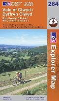 Vale of Clwyd, Rhyl, Denbigh & Ruthin 1 : 25 000