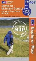 Shetland - Mainland Central