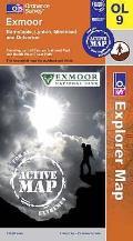 Exmoor  1 : 25 000