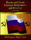 Russian & Soviet Economic Performance & Structure