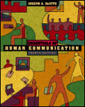 Essentials Of Human Communication 4th Edition