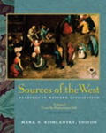 Sources of the West Volume 1 5TH Edition