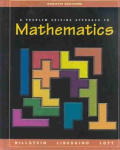 A Problem Solving Approach To Mathematics