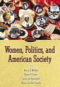 Women Politics & American Society 4th Edition