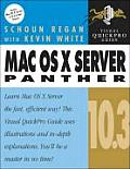 Mac OS X Server 10.3 Panther: Visual Quickpro Guide (Visual QuickPro Guides)