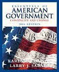 Essentials of American Government: Continuity and Change
