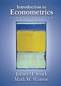 Introduction To Econometrics 2nd Edition