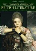 Longman Anthology Of British 3rd Edition Volume 1c