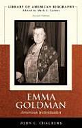 Emma Goldman: American Individualist (Library of American Biography Series)