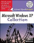Microsoft Windows XP Visual Quickproject Guide Collection