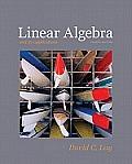Linear Algebra & Its Applications