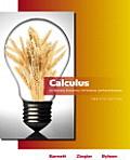 Calculus for Business Economics Life Sciences & Social Sciences