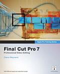 Final Cut Pro 7 Apple Pro Training Series