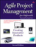 Agile Project Management Creating Innovative Products 2nd Edition