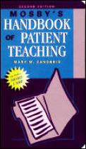 Mosby's Handbook of Patient Teaching