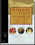 Surgery of the Foot and Ankle: 2-Volume Set
