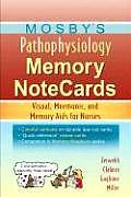 Mosbys Pathophysiology Memory Notecards Visual Mnemonic & Memory Aids for Nurses