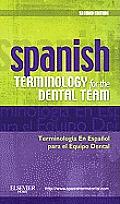 Spanish Terminology For The Dental Team