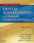 Little & Falaces Dental Management Of The Medically Compromised Patient