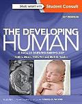 Developing Human Clinically Oriented Embryology 10th Edition
