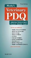 Mosbys Veterinary PDQ Veterinary Facts at Hand