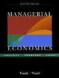 Managerial Economics Analysis Problems C