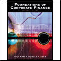 Foundations of Corporate Finance - Text Only (2ND 02 Edition)