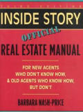 Inside Story : Official Real Estate Manual (3RD 98 - Old Edition)