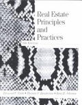 Real Estate Principles and Practices (6TH 94 Edition)