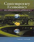 Contemporary Economics With Infotrac