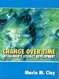 Change Over Time In Childrens Literacy Development