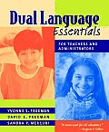 Dual Language Essentials for Teachers & Administrators