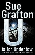 U is For Undertow uk
