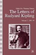 The Letters of Rudyard Kipling: Volume 1: 1872-89