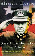 Small Earthquake In Chile