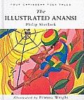 Illustrated Anansi Four Caribbean Folktales