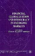 Financial Globalization and Democracy in Emerging Markets