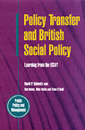 Policy Transfer & British Social Policy