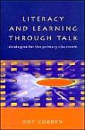 Literacy & Learning Through Talk