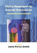 Policy Responses to Social Exclusion