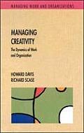 Managing Creativity