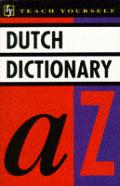 Teach Yourself Dutch Dictionary