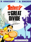 Asterix 25 Asterix & The Great Divide