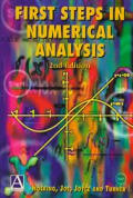 First Steps in Numerical Analysis