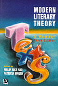 Modern Literary Theory A Reader