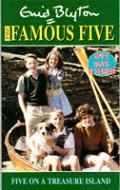 Famous Five 01 Five On A Treasure Island