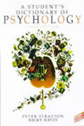 Students Dictionary Of Psychology 3rd Edition
